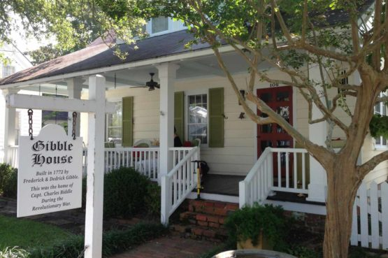 historic district of beaufort