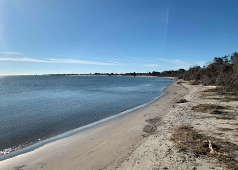 Radio Island Beach Access - Local Attraction