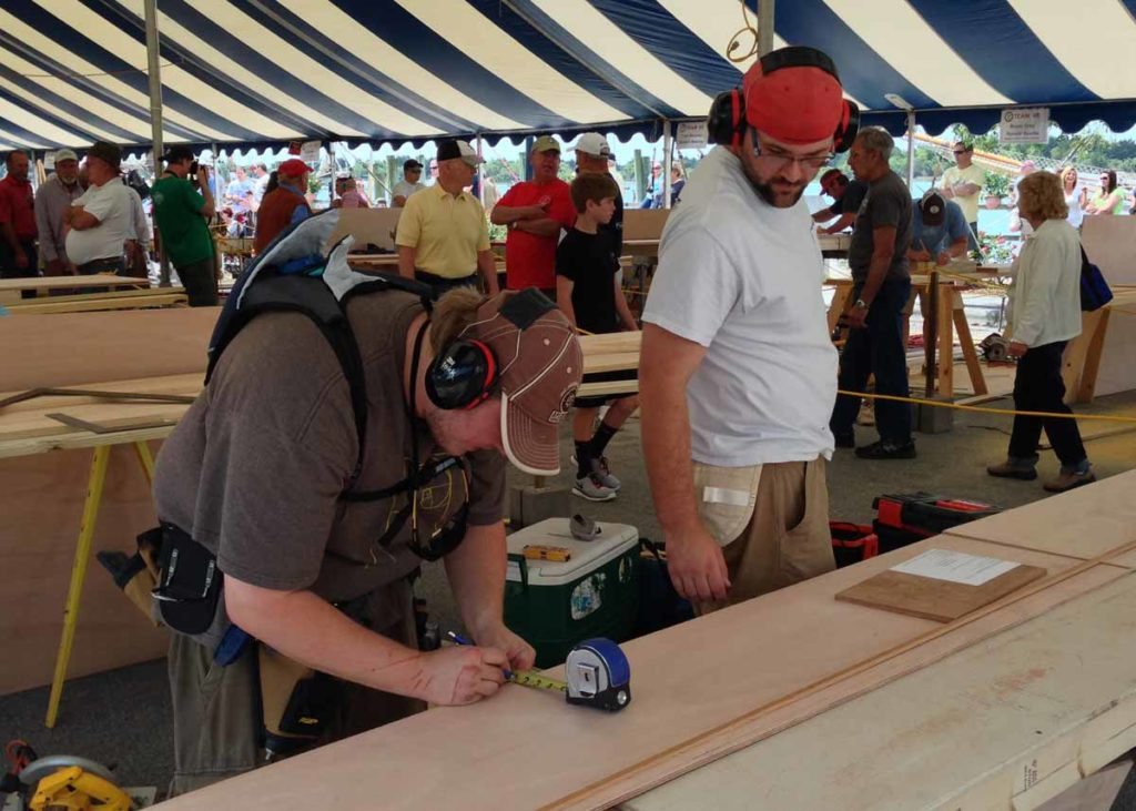 Beaufort National Boatbuilding Challenge
