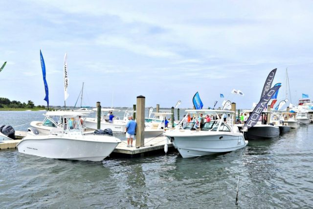 Morehead City Boat show