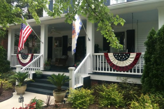 Historic home in Beaufort, North Carolina