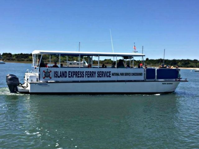 Island express ferry service