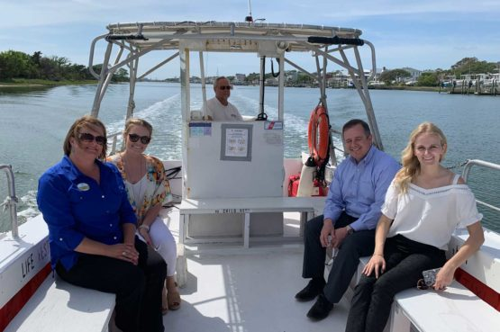 New Beaufort Water Taxi will connect guests to Historic Beaufort