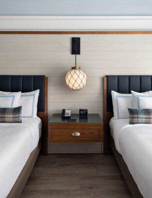 Two Queen Beds guestroom at hotel