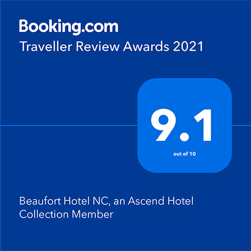 Booking.com Traveller Review Awards 2021