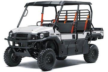 six seat all terrain vehicle